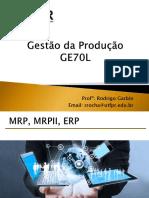 Gestão Da Produção GE70L - 04
