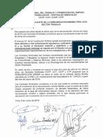 Propuesta de Ajuste de RM Sector Trabajador (PLENO CNTPE)