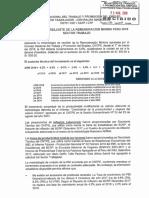 Evaluación de La RM 2018 - Sector Trabajador