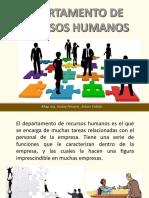 1. INTRODUCCION Recursos Humanos