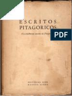 Pedro Guirao - Escritos Pitagoricos.pdf