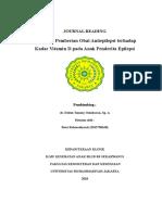 Journal Reading Abah