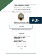 Monografia de Liderazgo