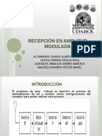 Recepcion en Am
