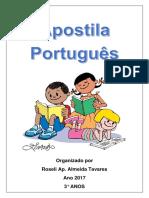 3º Ano - Apostila Português - Interpretação