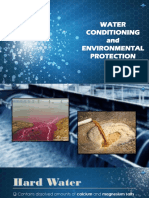 Water Conditioning and Environemtal Protection