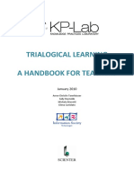 Trialogical Learning Handbook Teachers FINAL KP-LAB