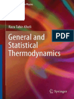 [Raza Tahir-Kheli] General and Statistical Thermod(BookSee.org)