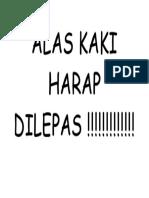 BUAT KAKI.doc