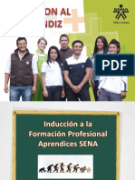 Induccion Aprendices Sena 2013