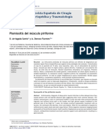 2011 Piomiositis del músculo piriforme
