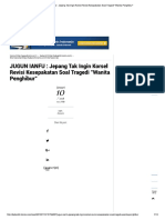 JUGUN IANFU - Jepang Tak Ingin Korsel R...Akatan Soal Tragedi -Wanita Penghibur
