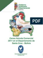 Censo avícola 2011