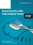Precision Nutrition if Experiment