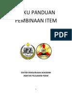 PEMBINAAN+ITEM+BUKU+LENGKAP
