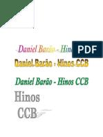 logotipos CCB-Edições