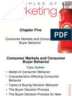 Chapter #5 Marketing