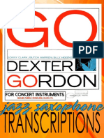 Dexter Gordon GO! - eBook (Concert)