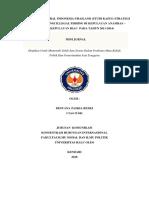 Mini Jurnal Politik Dan Pemerintahan Asia Tenggara