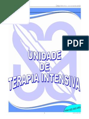 diretrizes para gotejamento de tromboflebite heparina 2018
