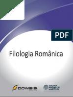 FILOLOGIA ROMANICA