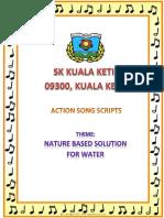 Sk.k.ketil Action Song Script 2018