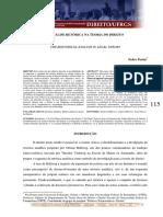 PARINI.  A análise retórica na teoria do direito (Cadernos PPGD-UFRGS 2017)