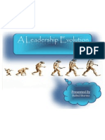 Evolution of Leadership