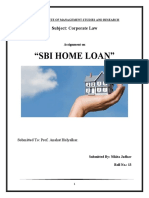 SBI Home Loan Final
