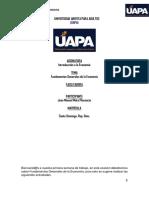 TAREA-1 Int a La Economia UAPA