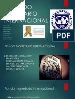 El Fondo Monetario Internacional 1