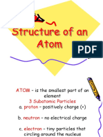 Atomic Structure Gen. Chem