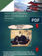 Buat Analisis Tokoh-Tokoh Tamadun Jepun (Sumbangan &