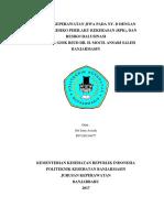 Asuhan Keperawatan Waham, Halusinasi, RPK Ny. D (Klien)