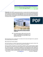 Protecting Galvanized Steel Sheet Products