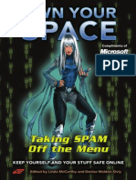 Own Your Space Chapter 05 Taking SPAM Off the Menu