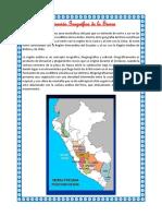 Ubicación Geográfica de La Sierra