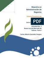 Entorno Economico de Mexico unid Actividad 3