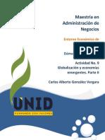 Entorno Economico de Mexico unid Actividad 10