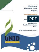 Entorno Economico de Mexico unid Actividad 11