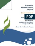 Entorno Economico de Mexico unid Actividad 9