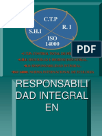 Programa de Seguridad Integral