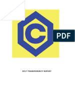CANADALAND's 2017 Transparency Report