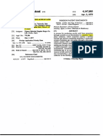 1979 Usa Patent Process for Producing Acrylic Acid From Propylene