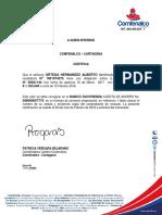 Certificado de Saldo Cc 1001974275 (1)