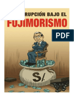 Realidad Nacional Fujimorismo