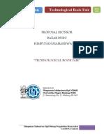 Proposal Sponsor Cover