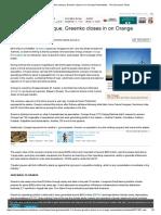 Greenko Closes in on Orange Renewables