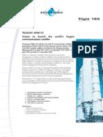 163rd Ariane Mission Press Kit
