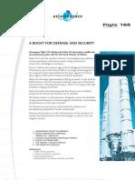 164th Ariane Mission Press Kit